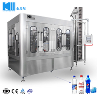 3000BPH Carbonated Drink 3-in-1 Filling Machine